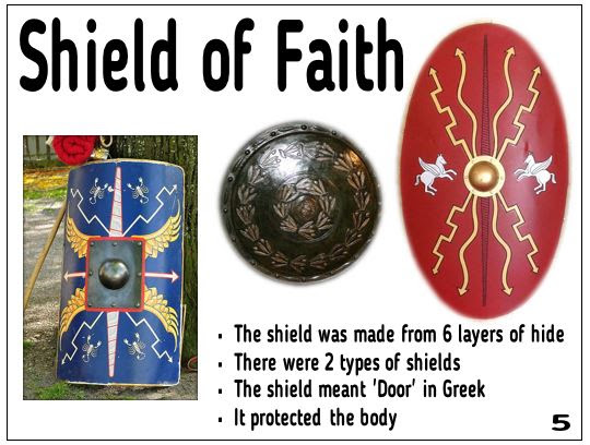 6. Armor of God #Biblefun #apostlepaul
