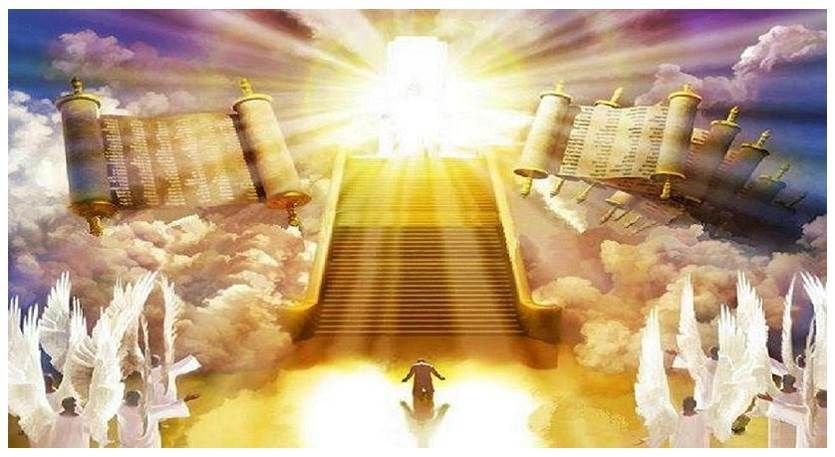 God's Throne Room photo from Pinterest