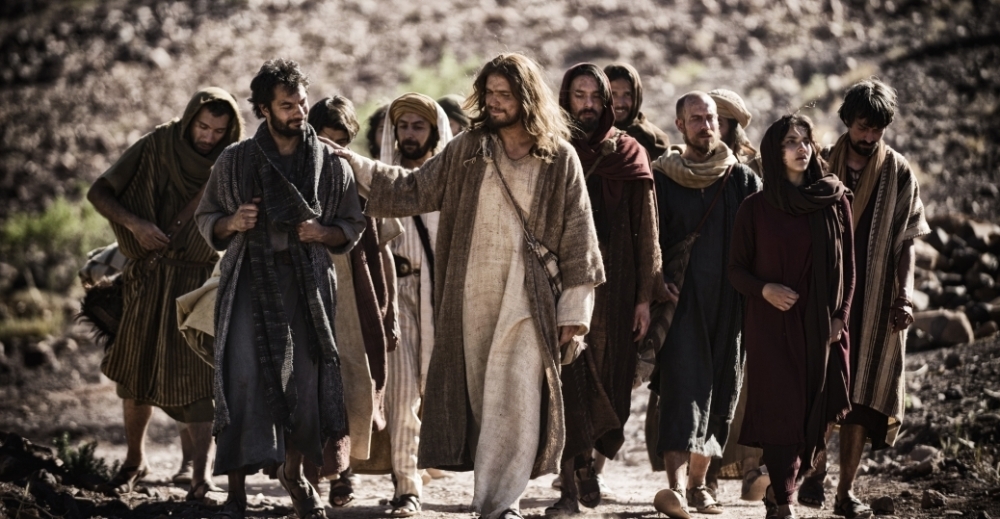 Jesus-gives the Great Commission to the Disciples-Photo from Ramesh Rambling.jpg
