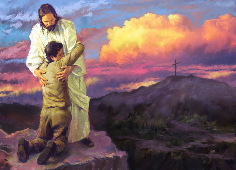 jesus-saves Photo from God is real