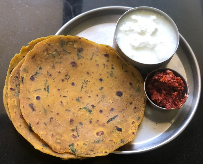 Methi Paratha photo by Thepla_main