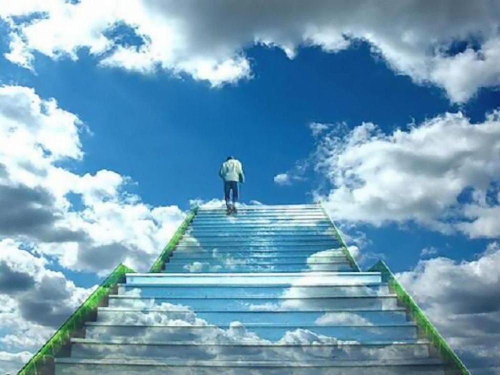 stairway-to-heaven photo by picserio.com