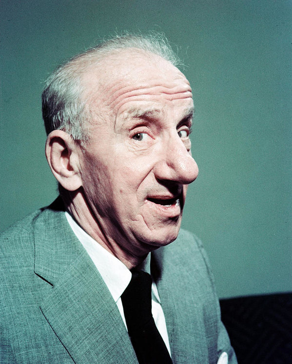 jimmy-durante-silver-screen photo from Fine Art America