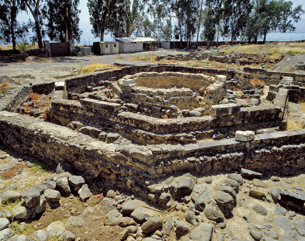 house of peter in capernaum photo by biblicalarchaeology.com.jpg