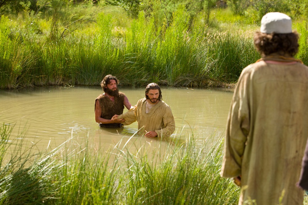 baptism of jesus Photo from LDS