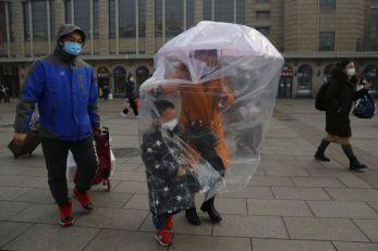 Creative coronavirus masks photo