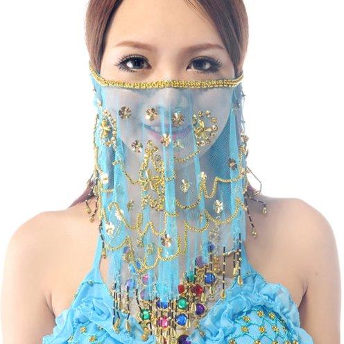 masked woman photo by desertcart