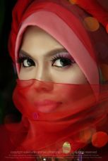 veiled woman 1 photo from pinterest