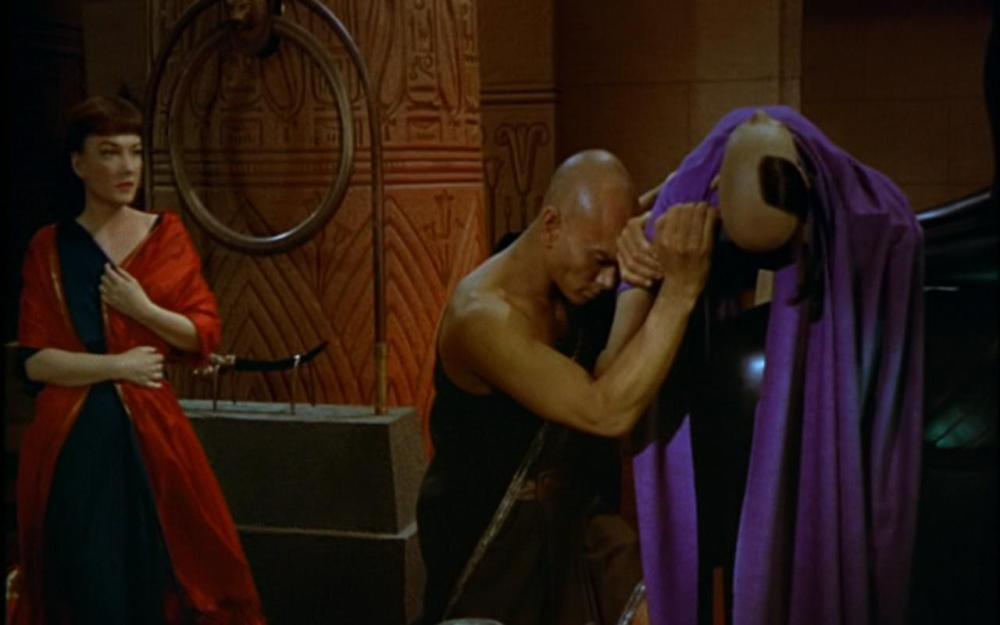 Pharaoh's son dies from 19cooper01