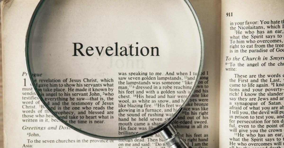 Bible book of rev. crosswalk